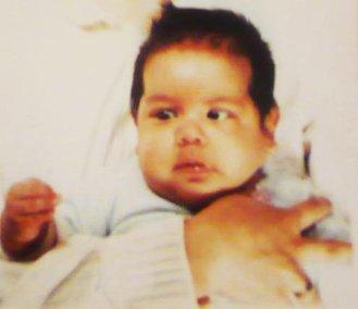 Mi primera foto de pasaporte