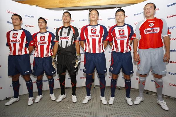 Proyecto Clubes (Chivas Rayadas Del Guadalajara)