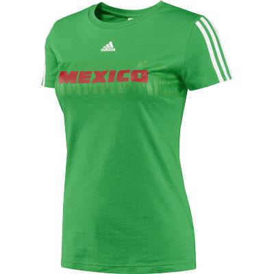 Nueva ropa de Adidas para la Selección Mexicana en Sudáfrica 2010 ... 19c5839f898f8