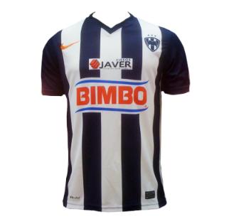 Nuevas camisetas de Rayados de Monterrey  temporada 2010-2011 – Elias con  acento en la