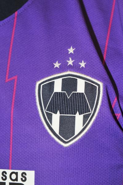 Hacer patrón S t  Nueva camiseta Nike morada de Rayados de Monterrey 2011 [Más fotos] – Elias  con acento en la