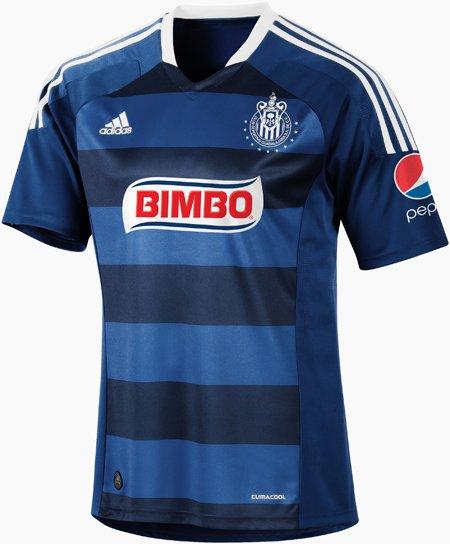 Ésta sería la nueva camiseta Adidas de visitante de Chivas – Elias ... 9b4b0a60e2d91