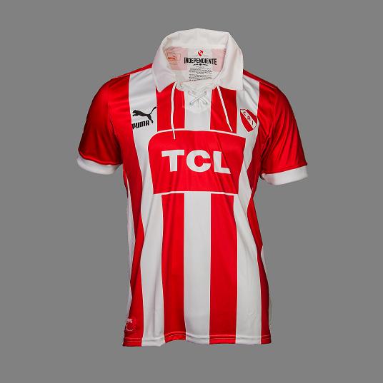 Camiseta-histórica-PUMA-Independiente-que-se-estrenará-este-sábado