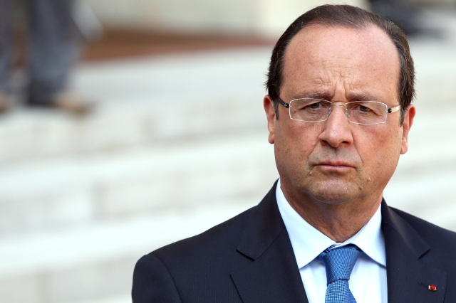 FRANCE-SYRIA-DIPLOMACY-HOLLANDE