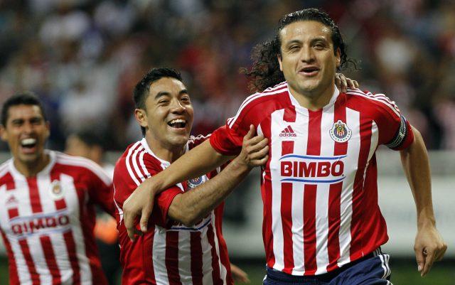 CHIVAS VS. CRUZ AZUL