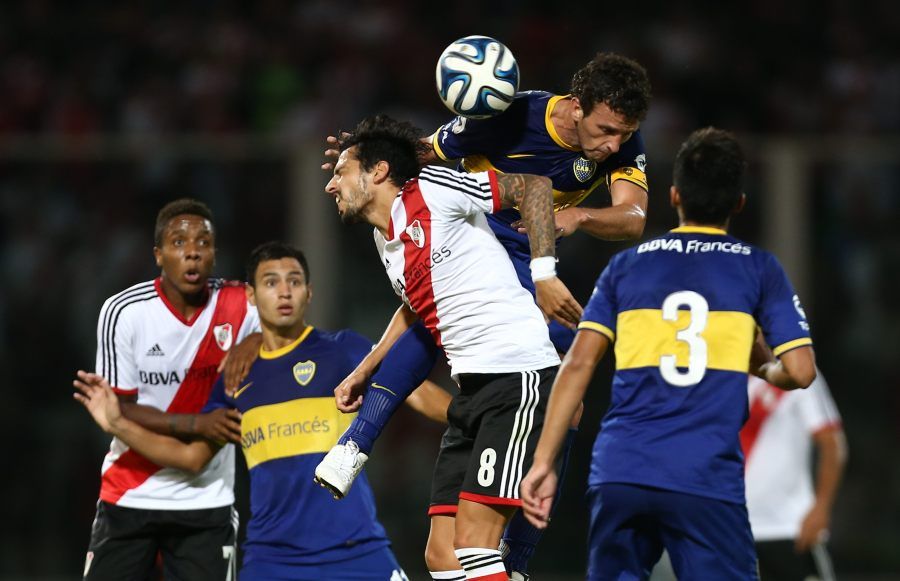 SUPERCLÁSICO: RIVER PLATE - BOCA JUNIORS