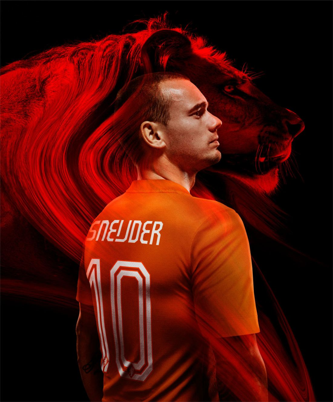 Netherlands 2014 World Cup Home Kit (8)