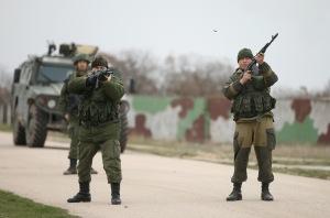 BESTPIX Concerns Grow In Ukraine Over Pro Russian Demonstrations In The Crimea Region