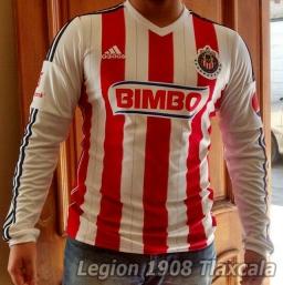 ¿Es esta la nueva camiseta Adidas de Chivas; temporada 2014-2015?
