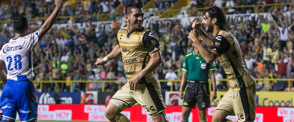 Dorados sumó su segunda victoria en el Apertura 2015. (Mexsport)