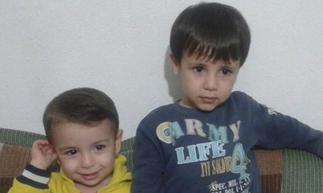 aylan kurdi y hermano