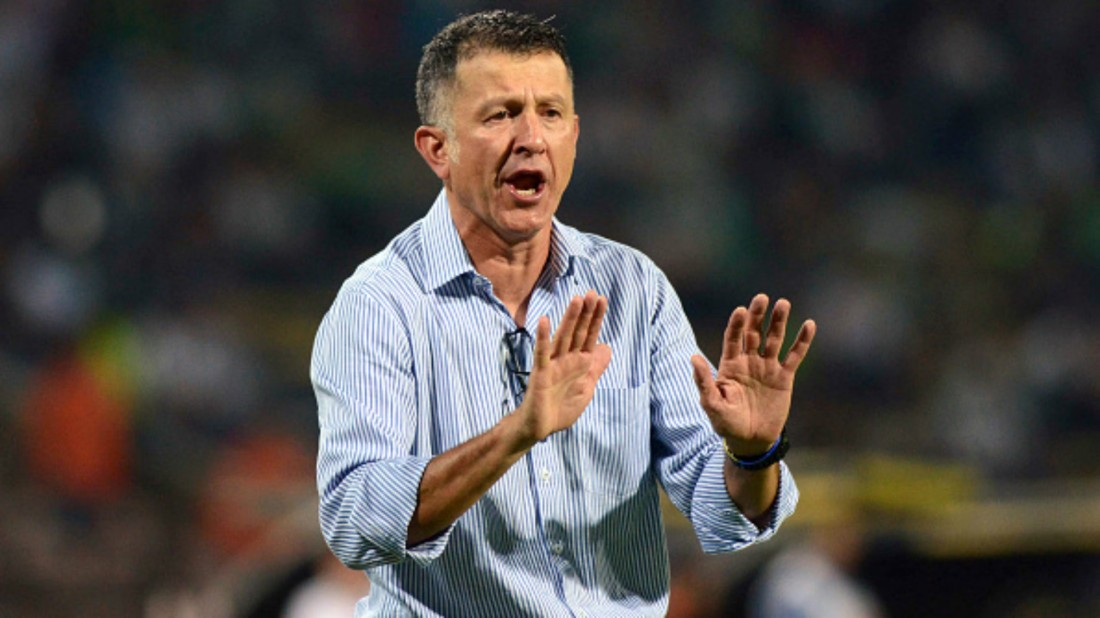 juan carlos osorio nuevo entrenador de mexico