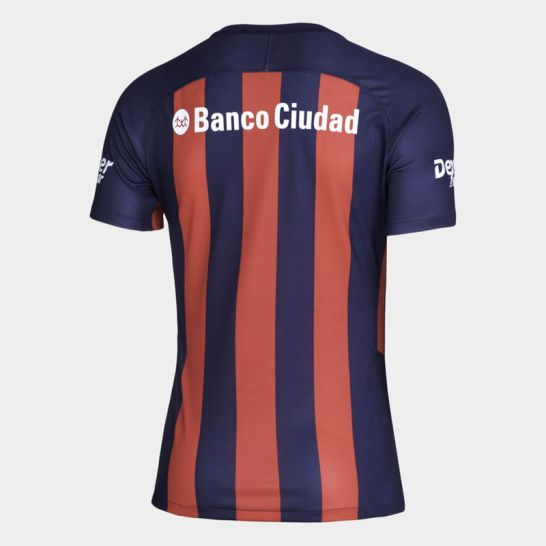 camiseta san lorenzo local 2018-2