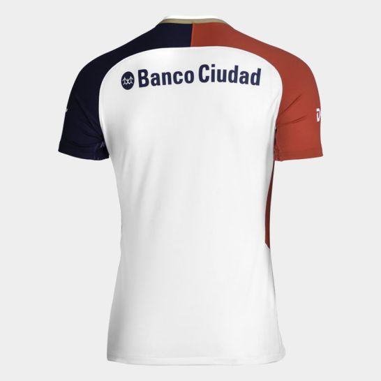 camiseta san lorenzo visitante 2018-2