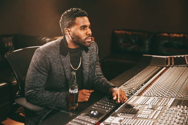 Jason Derulo Coca-Cola Anthem FIFA World Cup 2018 - 3